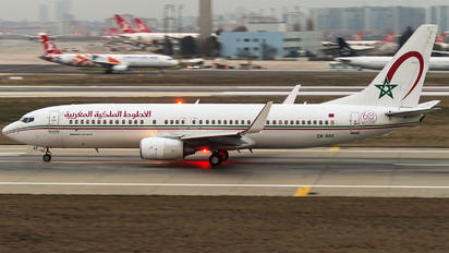 CN-RGE - Royal Air Maroc Boeing 737-800