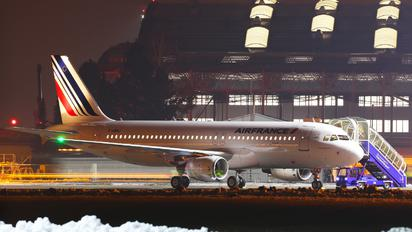F-HBNJ - Air France Airbus A320
