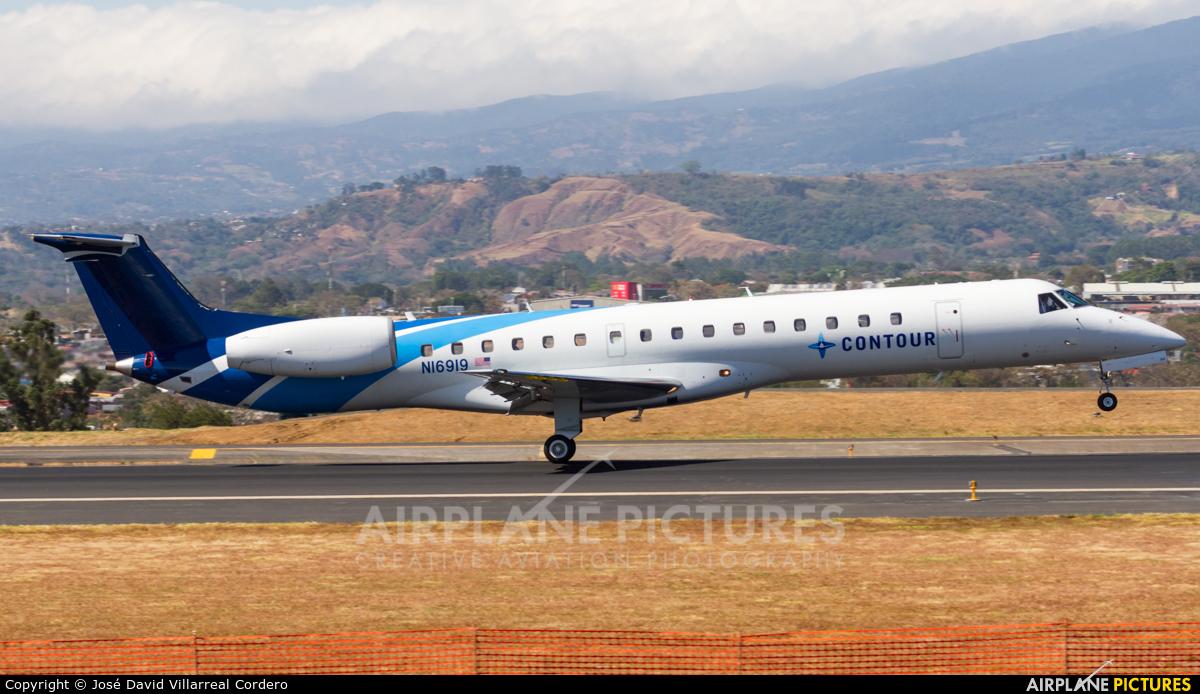 Contour Aviation N16919 aircraft at San Jose - Juan Santamaría Intl