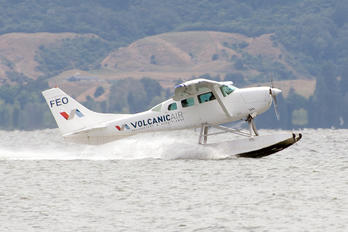 ZK-FEO - Volcanic Air Safaris Cessna 206 Stationair (all models)