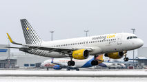 EC-MAI - Vueling Airlines Airbus A320 aircraft