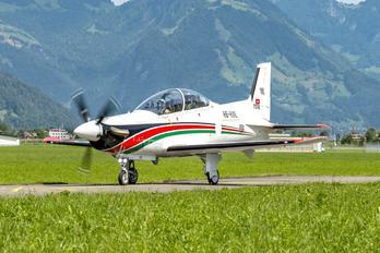 HB-HXE - Pilatus Pilatus PC-21