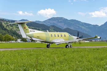 HB-FQA - Private Pilatus PC-12