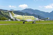 HB-FQA - Private Pilatus PC-12 aircraft