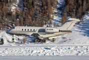 G-KSFR - London Executive Aviation Bombardier BD-100 Challenger 300 series aircraft