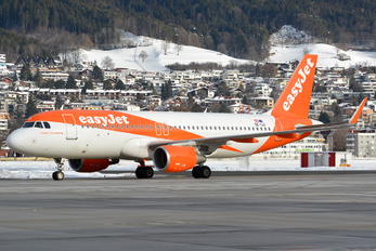OE-IJA - easyJet Europe Airbus A320