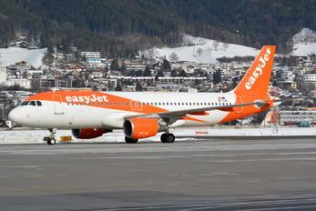 OE-IJR - easyJet Europe Airbus A320