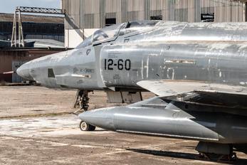 CR.12-51 - Spain - Air Force McDonnell Douglas RF-4C Phantom II