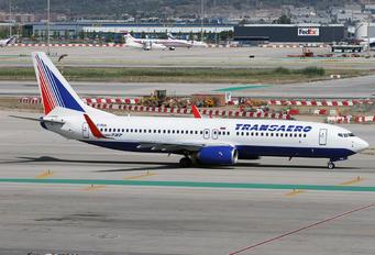 EI-RUA - Transaero Airlines Boeing 737-800