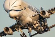 F-WBXL - Airbus Transport International Airbus A330-743L aircraft