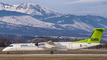 YL-BAQ - Air Baltic de Havilland Canada DHC-8-400Q / Bombardier Q400 aircraft