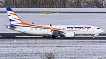 OK-SWM - SmartWings Boeing 737-8 MAX aircraft