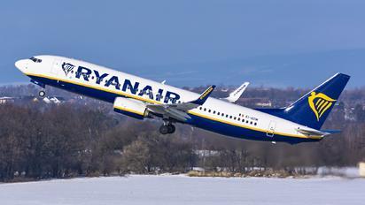 EI-GDW - Ryanair Boeing 737-8AS