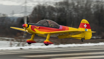 HB-SAX - Groupement de Vol à Moteur - Lausanne Mudry CAP 10B