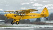 HB-PDJ - Private Piper PA-18 Super Cub aircraft