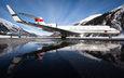 #5 Jet Aviation Business Jets Gulfstream Aerospace G-V, G-V-SP, G500, G550 HB-JKC taken by Dominik Kauer