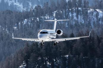 M-DSTZ - Private Bombardier CL-600-2B16 Challenger 604