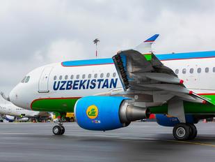 UK32018 - Uzbekistan Airways Airbus A320