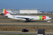 F-WWYO - TAP Portugal Airbus A350-900 aircraft