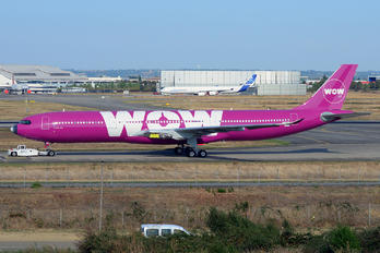 F-WWKS - WOW Air Airbus A330-200