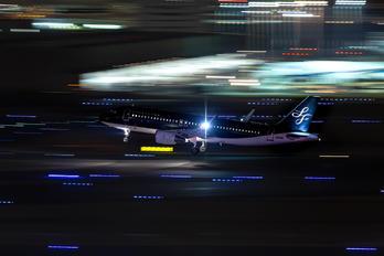 JA23MC - Starflyer Airbus A320