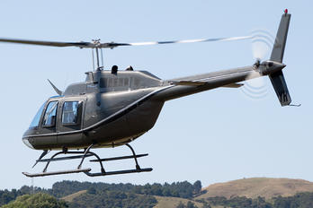 ZK-HYH - Private Bell 206B Jetranger III