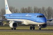 PH-EZA - KLM Cityhopper Embraer ERJ-190 (190-100) aircraft