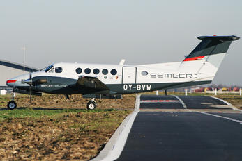 OY-BVW - Private Beechcraft 200 King Air