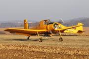 OK-HJK - Private Zlín Aircraft Z-37A Čmelák aircraft