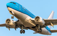 PH-BGK - KLM Boeing 737-700 aircraft