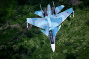 27 - Russia - Air Force Sukhoi Su-30SM aircraft