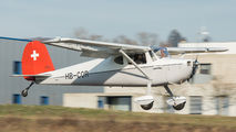 HB-COR - Private Cessna 140 aircraft