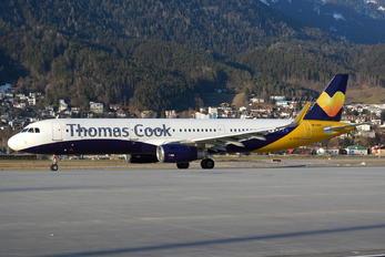 G-TCVD - Thomas Cook Airbus A321