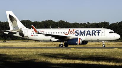 CC-AWE - JetSMART Airbus A320