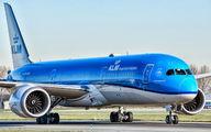 PH-BHM - KLM Boeing 787-9 Dreamliner aircraft