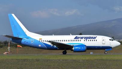 HC-CTF -  Boeing 737-500