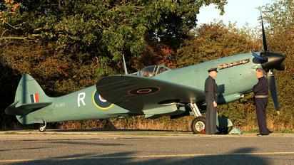 G-MKXI - Private Supermarine Spitfire PR.XI