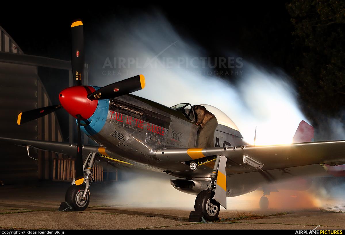 USA - Air Force G-SIJJ aircraft at North Weald