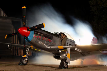 G-SIJJ - USA - Air Force North American P-51D Mustang