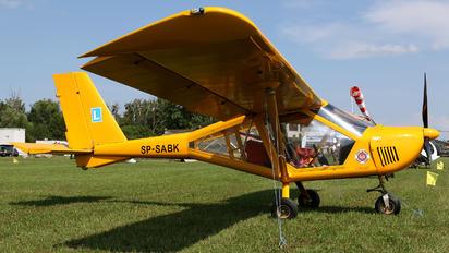 SP-SABK - Private Aeroprakt A-22 Foxbat