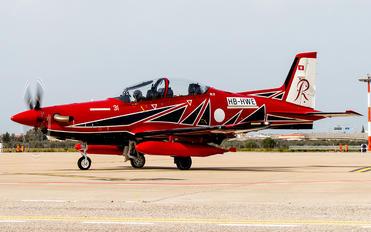 HB-HWE - Pilatus Pilatus PC-21