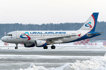 VQ-BTZ - Ural Airlines Airbus A320