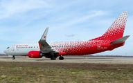 VQ-BVU - Rossiya Boeing 737-800 aircraft