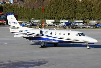 YU-PMK - Air Pink Cessna 560XL Citation XLS