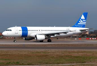 LZ-MDO - Alpeflyet Airbus A320
