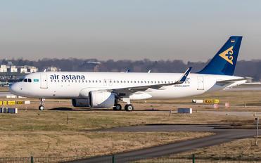 P4-KBI - Air Astana Airbus A320 NEO