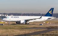 P4-KBI - Air Astana Airbus A320 NEO aircraft