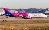 HA-LTH - Wizz Air Airbus A321 aircraft