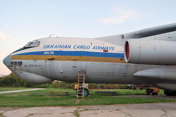 UR-UCI - Ukrainian Cargo Airways Ilyushin Il-76 (all models)