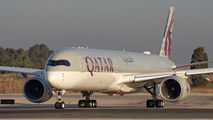 A7-AND - Qatar Airways Airbus A350-1000 aircraft